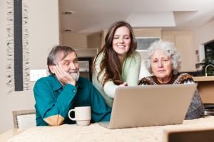 ayudar a un paciente de alzheimer