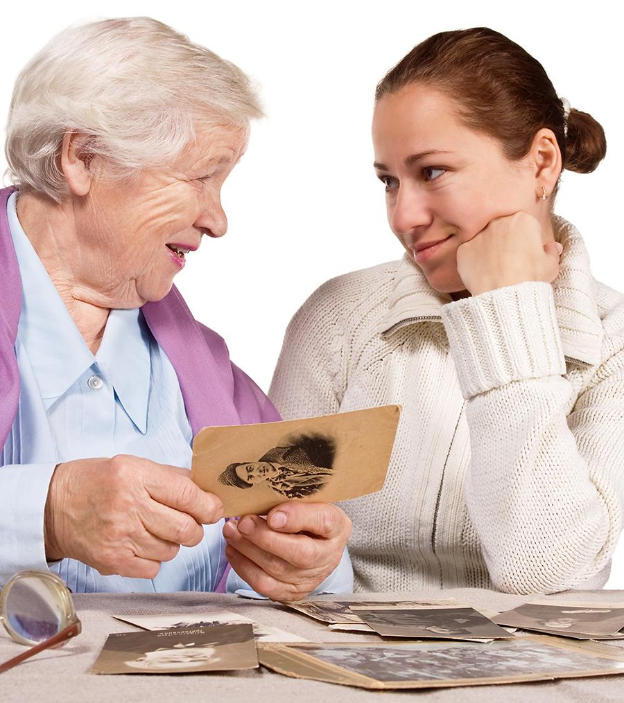Este trastorno cerebral degenerativo limita las vidas de los afectados por la enfermedad, pero también a los familiares de enfermos de Alzheimer.